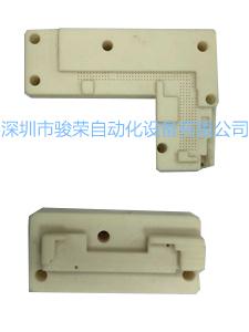 深圳骏荣铣床加工不锈钢零件严格