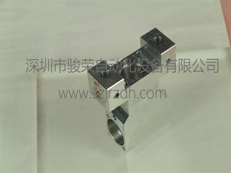 深圳骏荣自动化-零件加工应该怎么选择数控铣床?